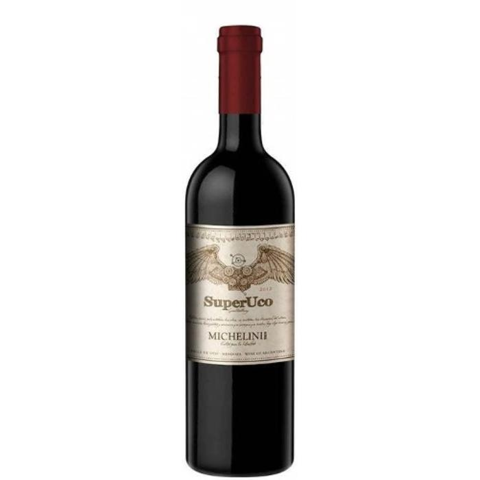 SuperUco Gualtallary Blend 2013 Magnum x1,5 Litros con Cofre de Madera - 94 pts. Robert Parker
