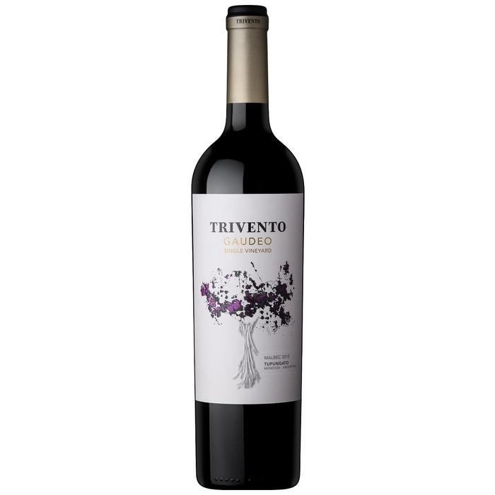 Trivento Gaudeo Single Vineyard Tupungato Malbec 2015