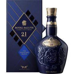 Chivas Regal Royal Salute 21 a�os x700ml. - Blended Scotch Whisky