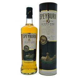 Speyburn 10 a�os x750 ml. - Highland Single Malt, Whisky