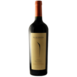 Pulenta Single Vineyard Finca Gualtallary Malbec 2013 - 93+ pts. Robert Parker