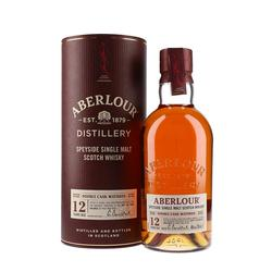 Aberlour 12 a�os x750ml. con Estuche - Highland Single Malt, Whisky