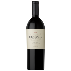 Bramare Marchiori Vineyard Malbec 2015 by Paul Hobbs