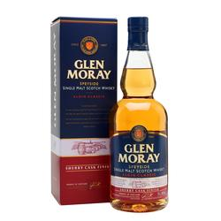 Glen Moray Sherry Cask Finish x700ml. - Single Malt, Escocia